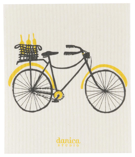 Swedish Dish Cloth Bicicletta - Belle De Provence