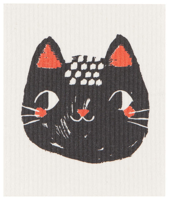Swedish Dishcloth Meow Meow - Belle De Provence