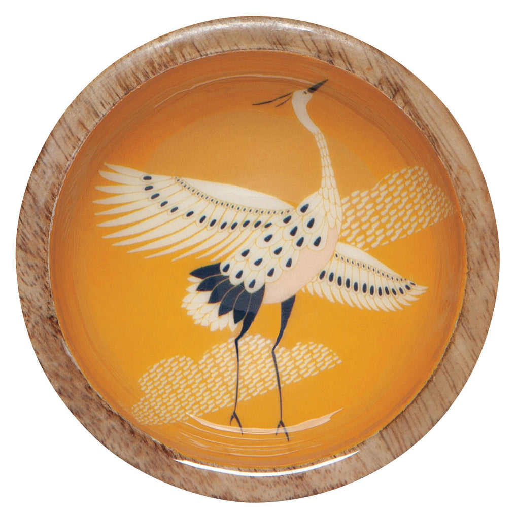 Flight Fancy Mini Mango Bowl - Belle De Provence