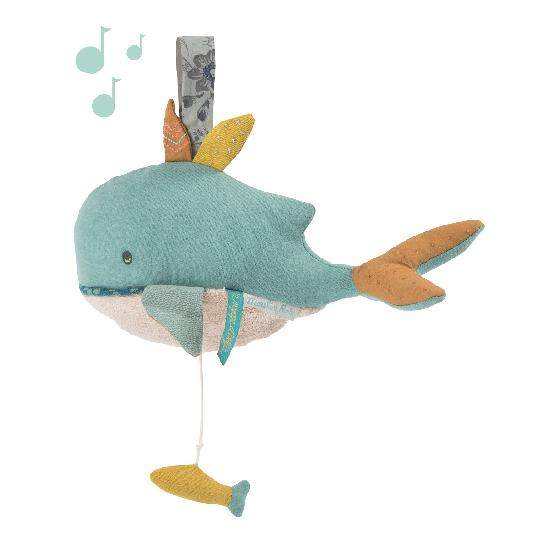 Moulin Roty - Josephine the Musical Whale