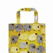 Sheep Small PVC Bag - Belle De Provence