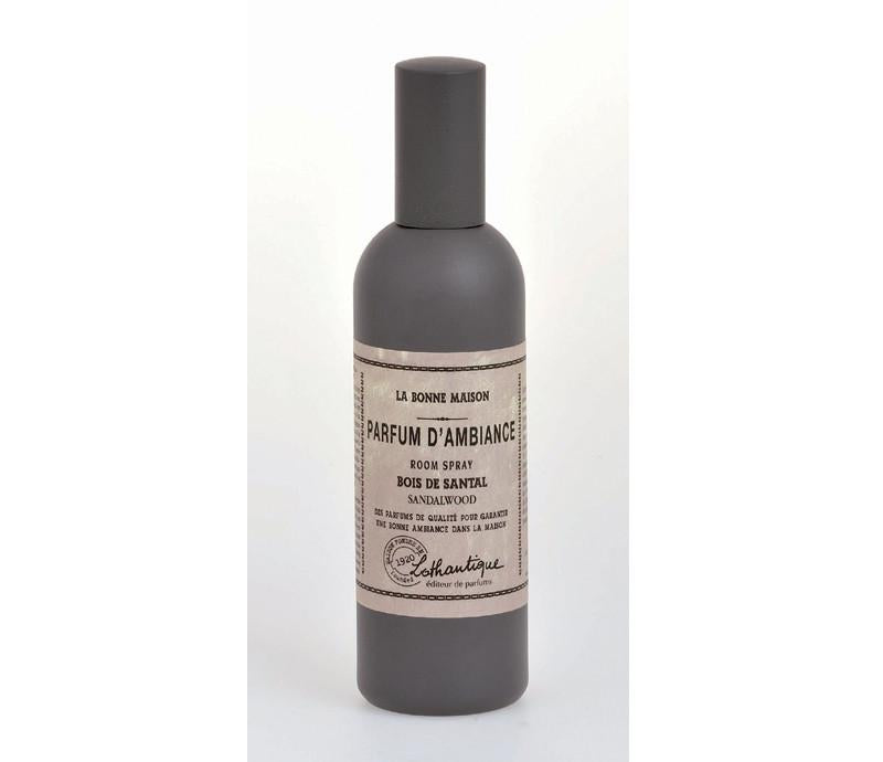 La Bonne Maison Sandalwood Room Spray - Belle De Provence