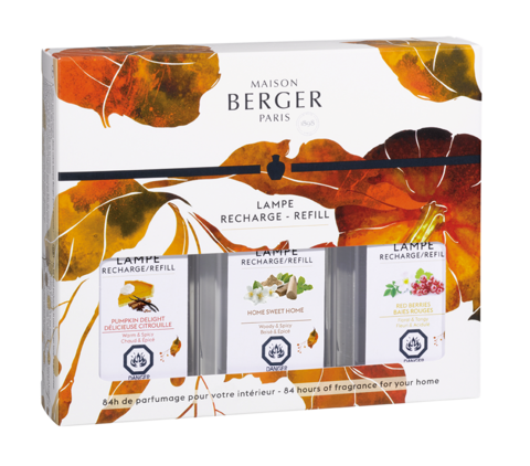 Fall Lamp Fragrance Trio Pack - Belle De Provence
