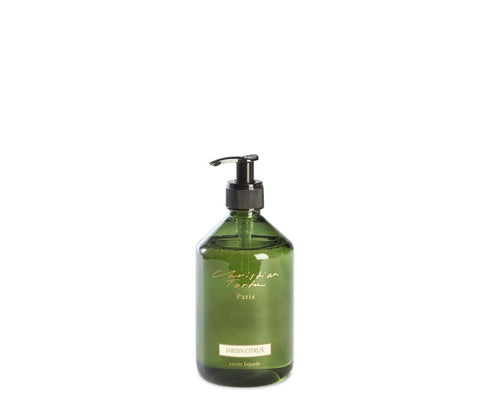 Christian Tortu Jardin Citrus Liquid Soap 500ml