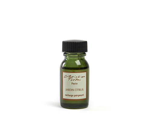 Christian Tortu Jardin Citrus Pot Pourri Refresh Oil 15ml