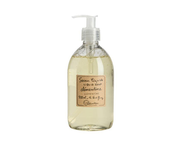 Authentique Clementine Liquid Soap