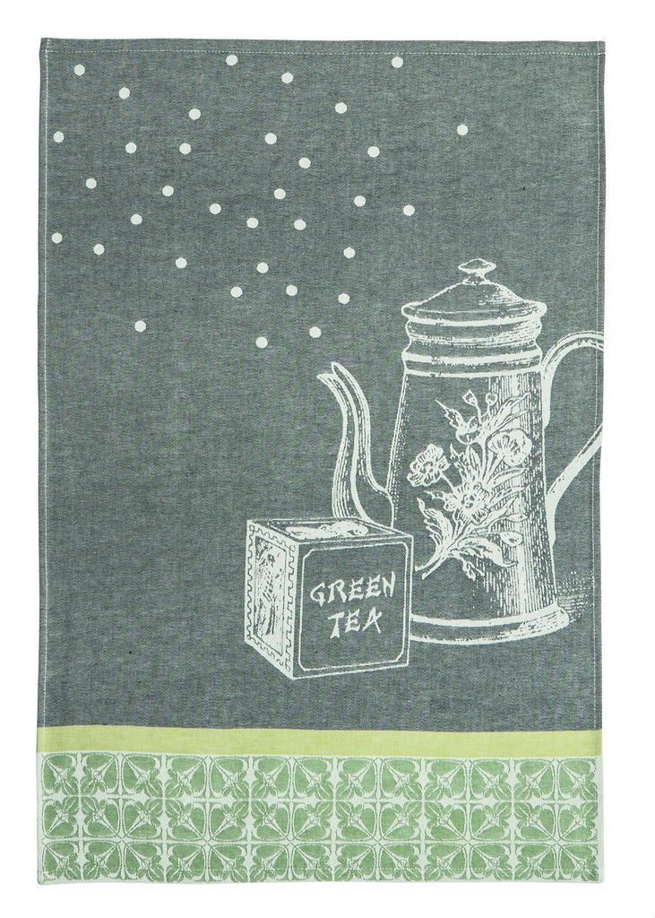 Theière Tea Towel - Belle De Provence