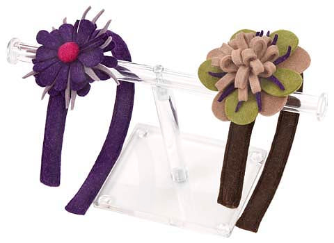 Flower Headband - Belle De Provence