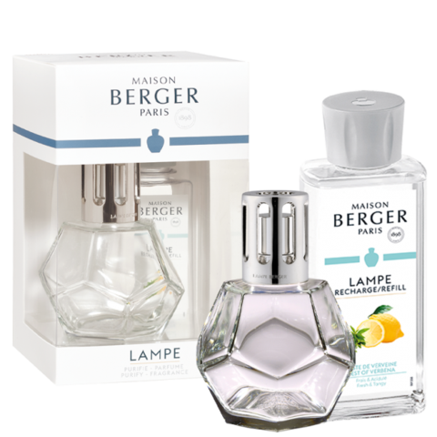 Maison Berger - Geometry Clear - Lampe 314673