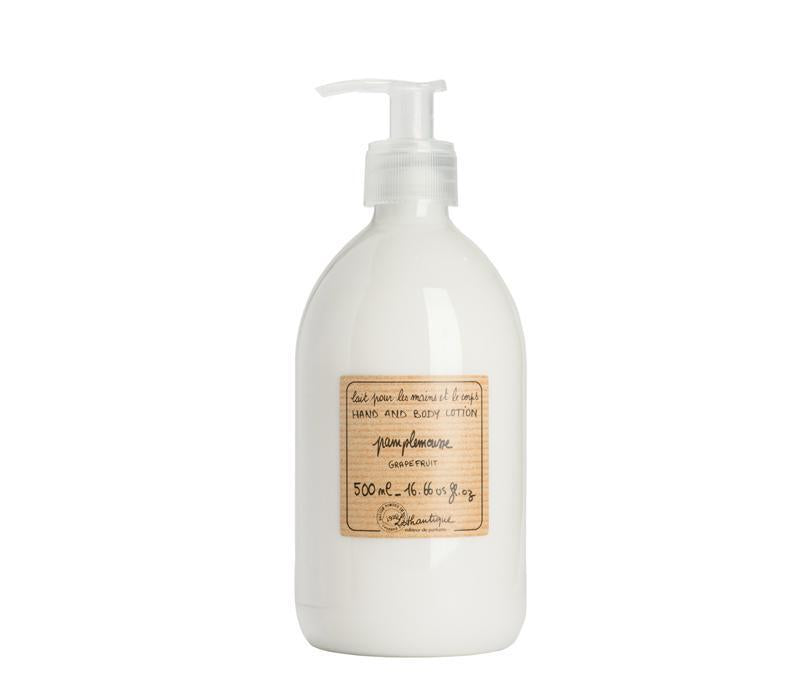 Authentique Grapefruit Hand & Body Lotion - Belle De Provence