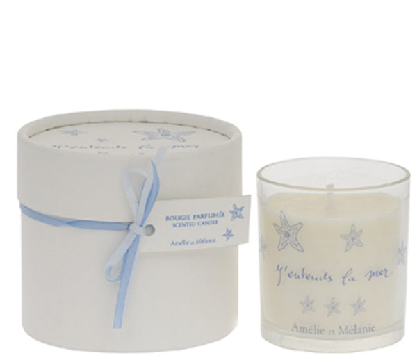 J'entends la Mer Scented Candle