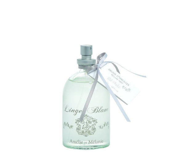Linge Blanc Pillow Mist 100ml - Belle De Provence