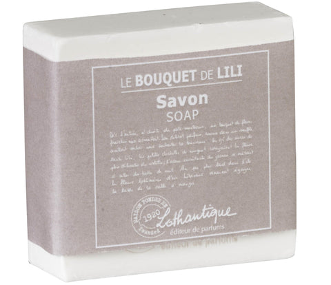Lothantique - Le Bouquet De Lili 100g Bar Soap