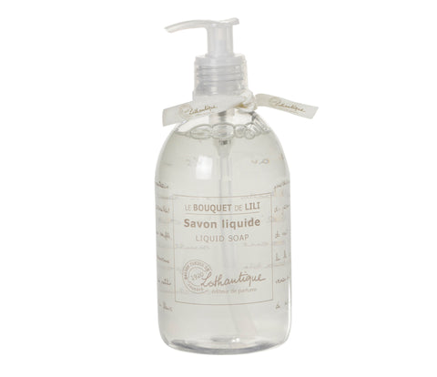 Lothantique - Le Bouquet De Lili Liquid Soap 500ml
