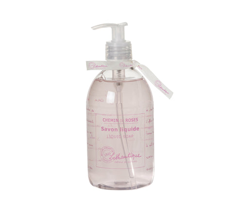 Lothantique - Chemin De Roses Liquid Soap 500ml