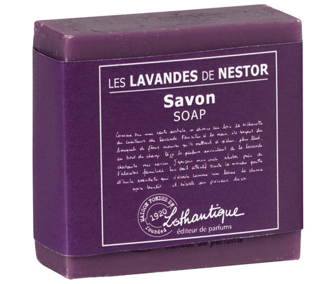 Lothantique - Uncle Nestor Lavender 100g Bar Soap