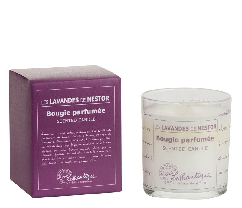 Uncle Nestor Lavender Scented Candle