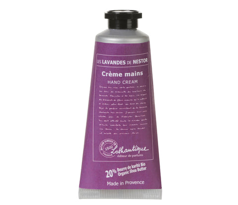 Lothantique - Uncle Nestor Lavender Hand Cream 30ml