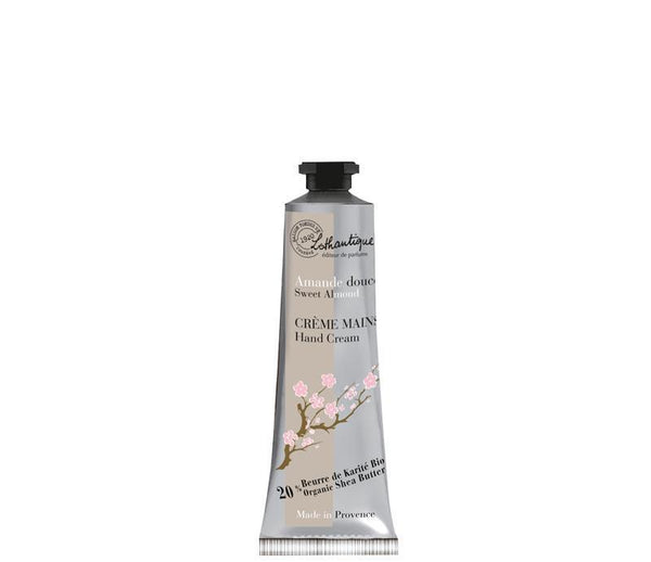 Sweet Almond Hand Cream 30mL - Belle De Provence