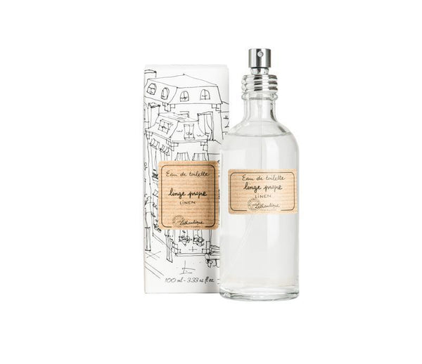 Authentique Linen Eau de Toilette - Belle De Provence