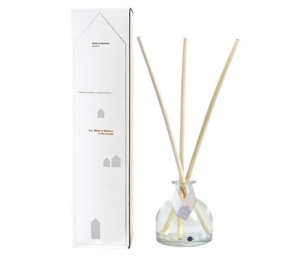 Miller et Bertaux 250ml Fragrance Diffuser - IN THE TEMPLE