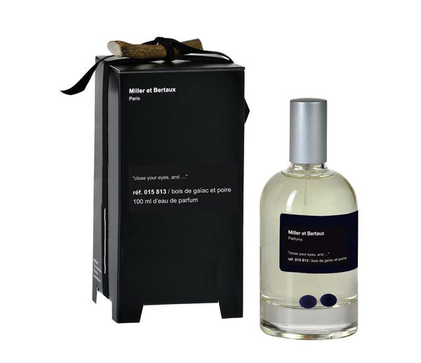 Miller et Bertaux 100ml Eau de Parfum - CLOSE YOUR EYES AND… - Belle De Provence