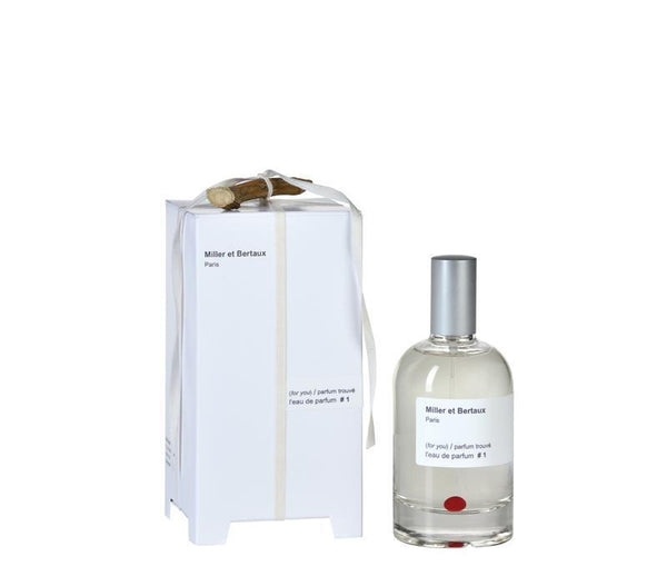 Miller et Bertaux 100ml Eau de Parfum - #1  (for you) - Belle De Provence