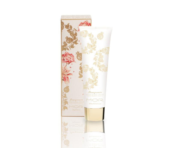 Pomegranate Hand & Nail Cream 125ml - Belle De Provence