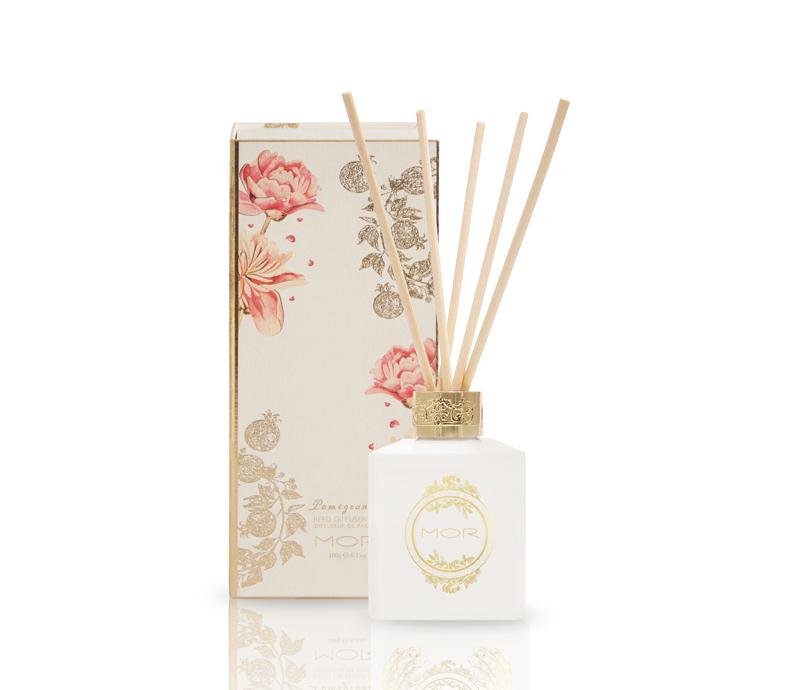 Pomegranate Reed Diffuser 180mL - Belle De Provence