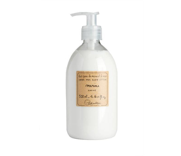 Authentique Marine Hand & Body Lotion - Belle De Provence