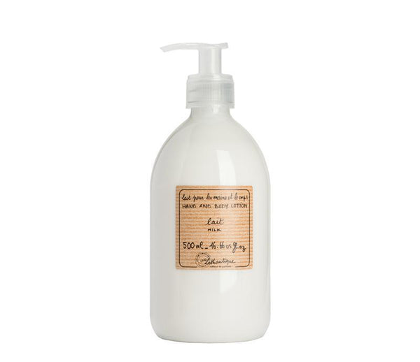 Authentique Milk Hand & Body Lotion - Belle De Provence
