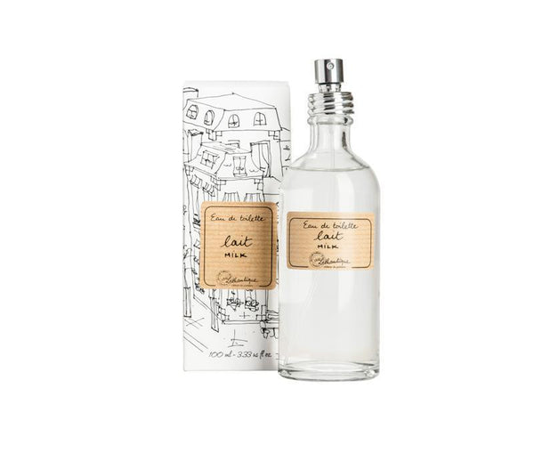 Authentique Milk Eau de Toilette - Belle De Provence