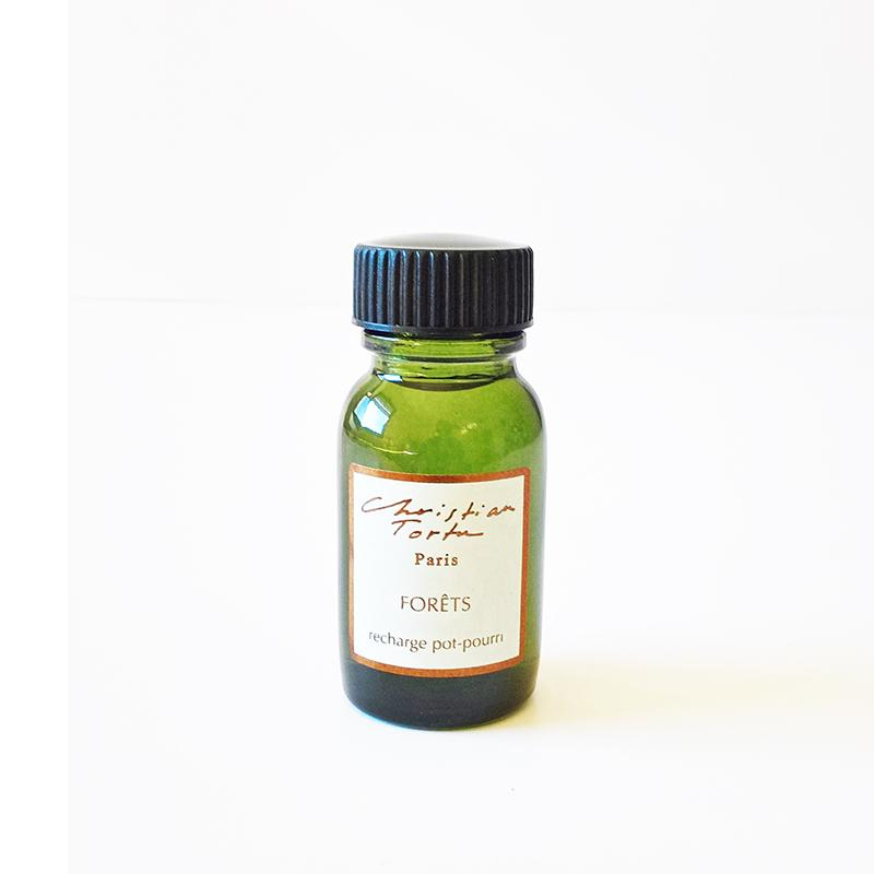 Christian Tortu Forets Pot Pourri Refresh Oil 15ml