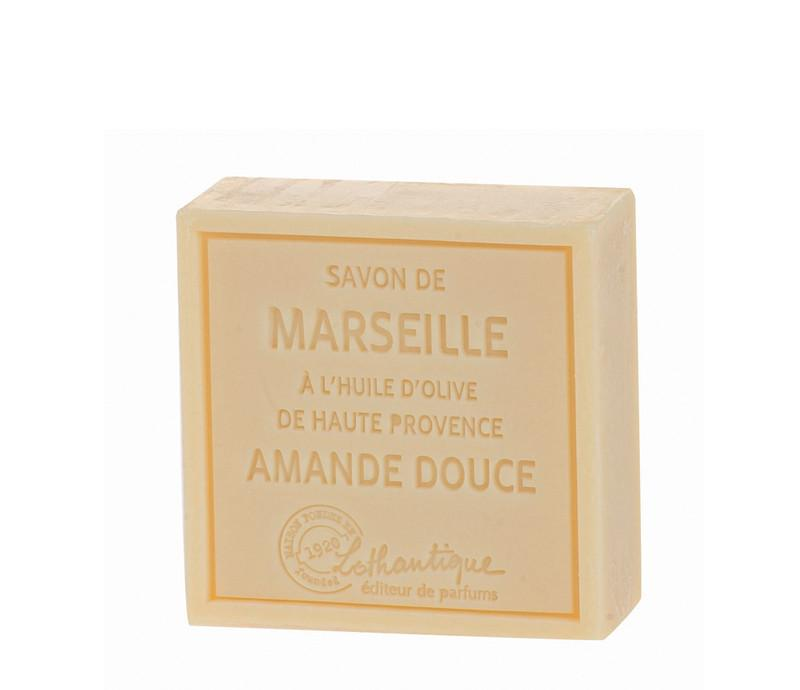 Savon de Marseille Sweet Almond 100g Soap