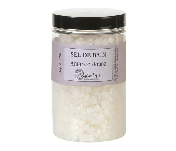 Le Comptoir 460g Bath Salts Sweet Almond