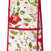 Rose Double Oven Glove - Belle De Provence