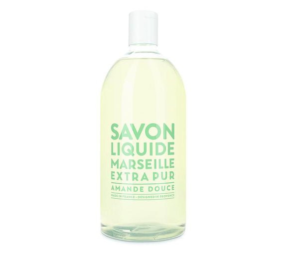 Extra Pure Sweet Almond Liquid Soap Refill - Belle De Provence