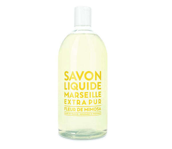 Extra Pure Mimosa Flower Liquid Soap Refill - Belle De Provence