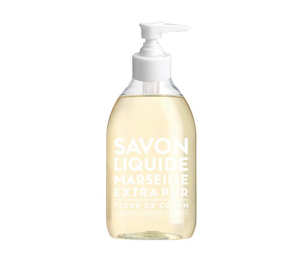 Extra Pure Cotton Flower Liquid Soap 300ml - Belle De Provence