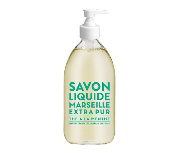 Extra Pure Mint Tea Liquid Soap 500ml - Belle De Provence