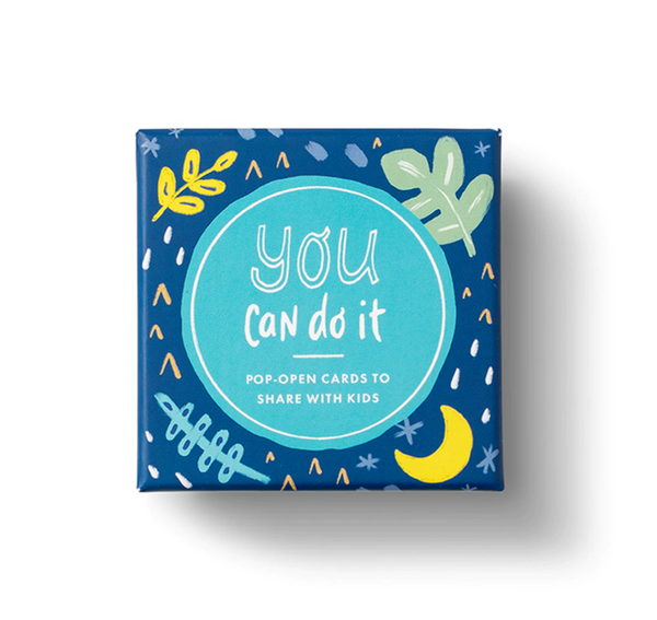 Thoughtfuls for Kids - You Can Do It - Belle De Provence