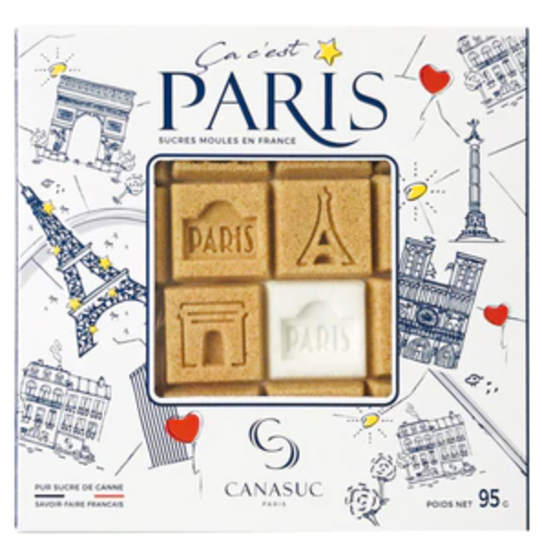 Paris Sugar Cubes - Belle De Provence