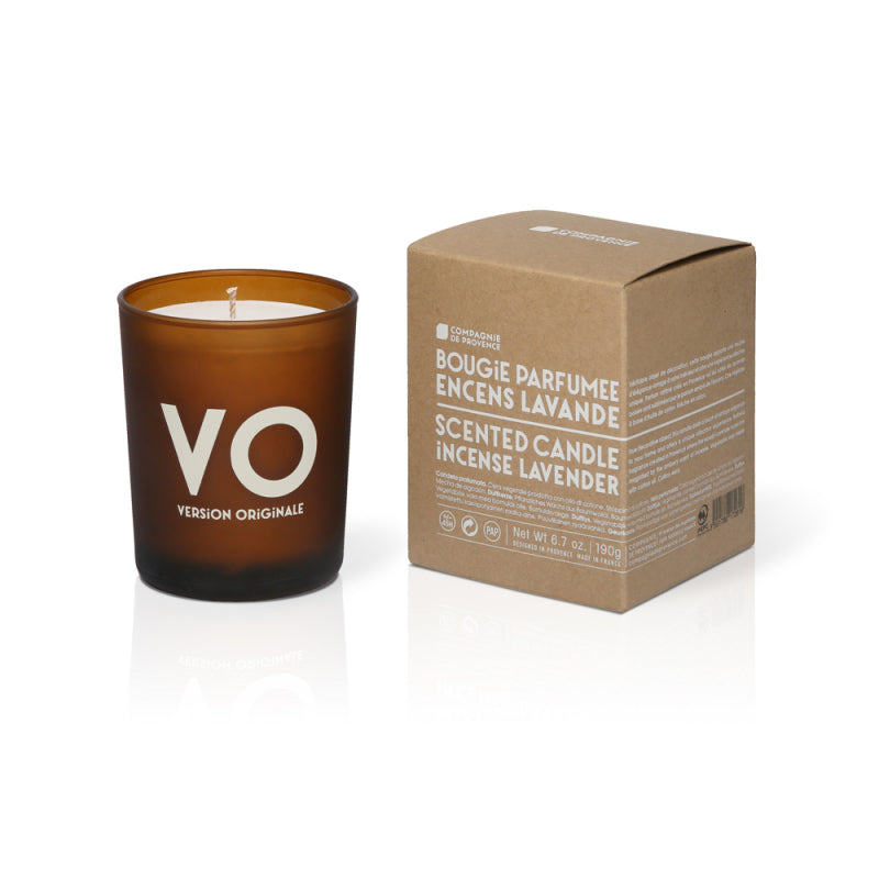 Compagnie de Provence - Version Originale Scented Candle 190g