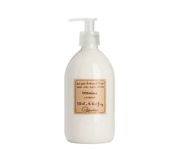 Authentique Verbena Hand & Body Lotion - Belle De Provence