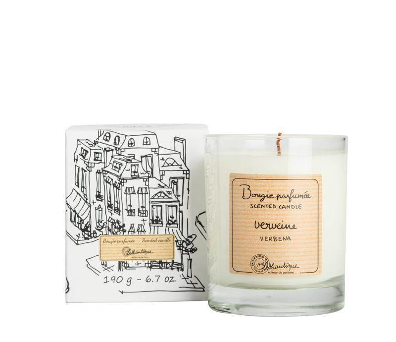 Authentique Verbena Scented Candle - Belle De Provence