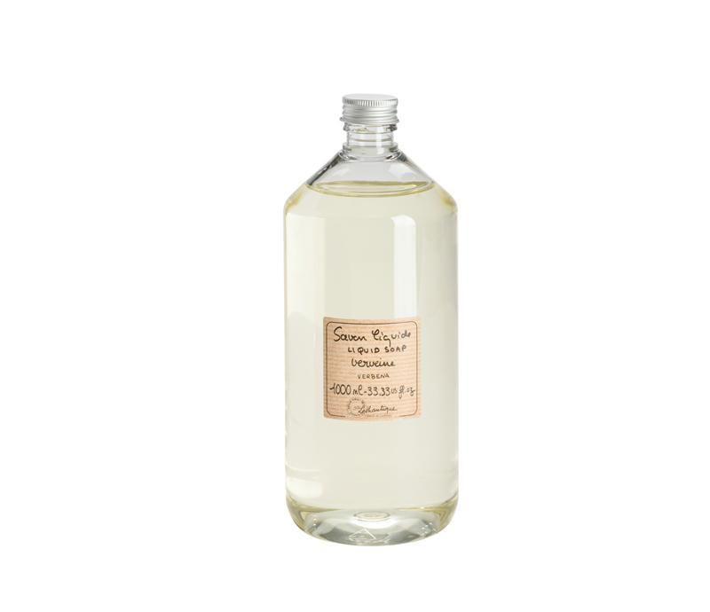 Authentique Verbena Liquid Soap Refill - Belle De Provence