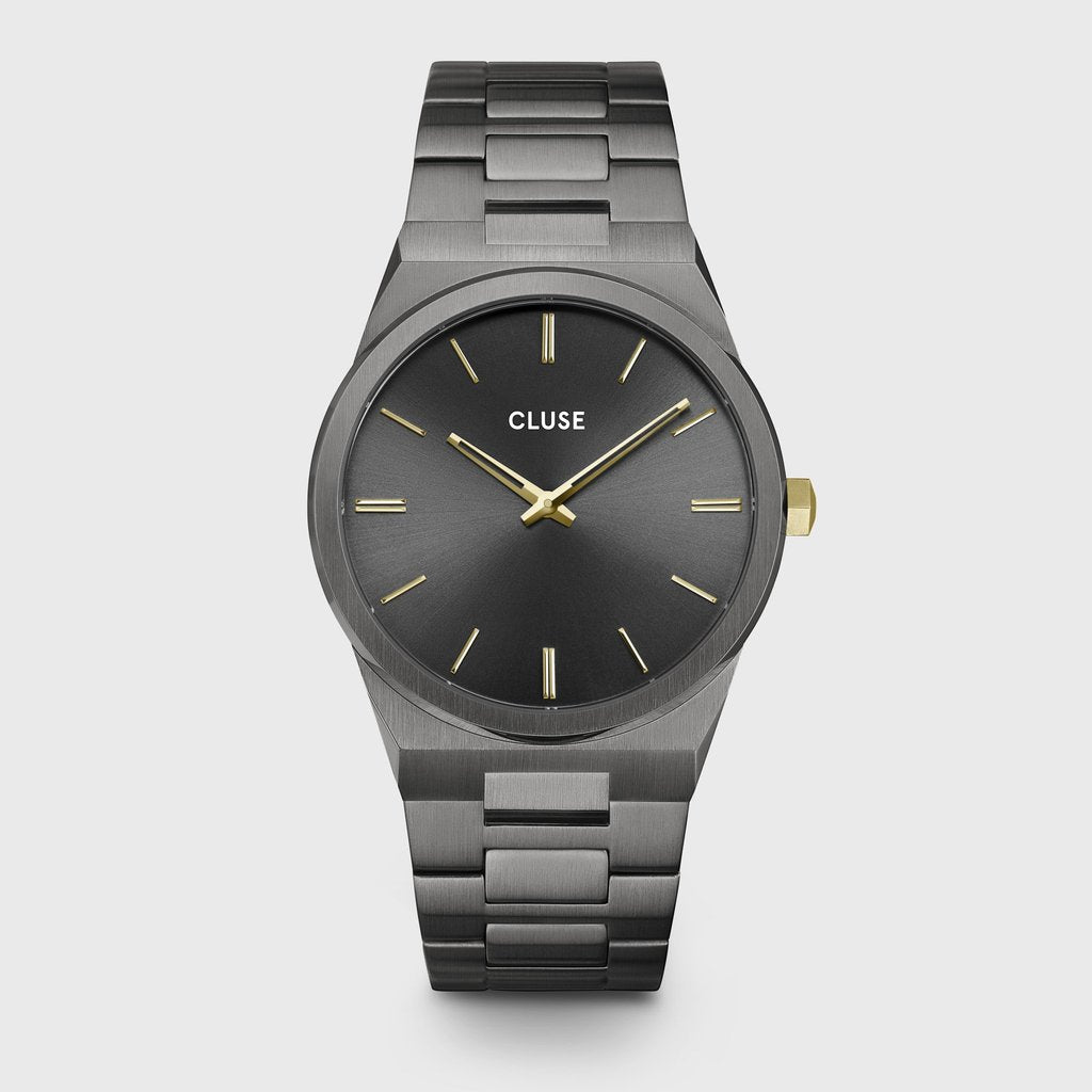 CLUSE Vigoureux Steel, Dark Grey