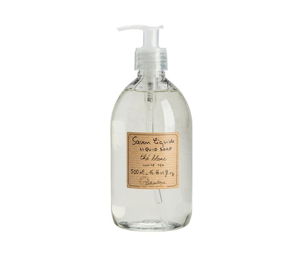 Authentique White Tea Liquid Soap