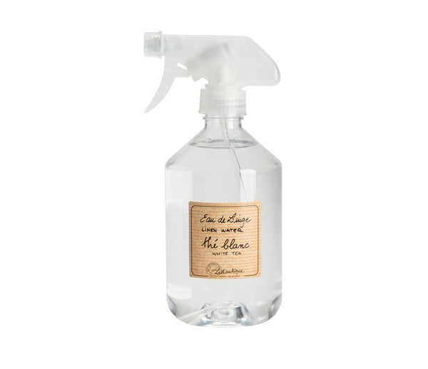 Authentique White Tea Linen Spray - Belle De Provence