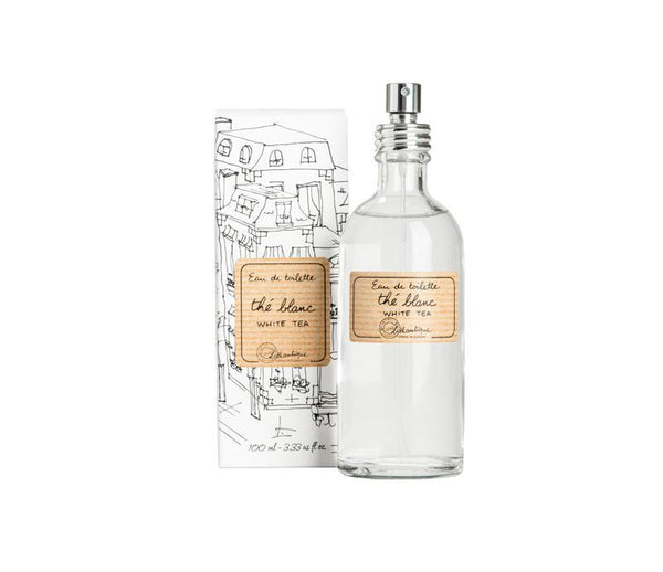 Authentique White Tea Eau de Toilette - Belle De Provence